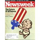 NEWSWEEK November 10 2008 Andrew Jackson Way We Live George Orwell George Plimpton Charlie Kaufman