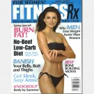 FITNESS RX for Women April 2004 Magazine Model JESSIQA PACE cover Volume 3