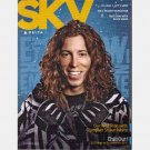 DELTA SKY December 2010 Magazine SHAUN WHITE Tel Aviv Olivia Wilde Chipotle CEO Steve Ellis