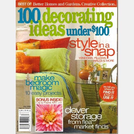 Better Homes And Gardens Creative Collection 100