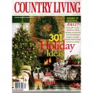 COUNTRY LIVING December 2002 magazine Volume 25 No 12