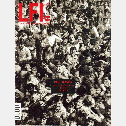 LFI Leica Fotografie International  2 2004  February PAUL AMASY Ashley Gilbertson Julia Baier