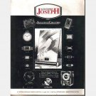 Auktionen Joseph Auction Catalog 1997 No 25 book German watches wrist pocket clocks