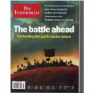 THE ECONOMIST January 8 14 2011 Magazine Battle ahead Confronting Public sector unions Facebook