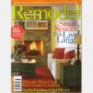 BETTER HOMES AND GARDENS SPECIAL INTEREST REMODEL Magazine December 2007 January 2008