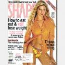 SHAPE August 2000 GABBY REECE Gabrielle Reece COVER Magazine