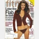 FITNESS November 2004 Magazine Model ALICE DODD cover