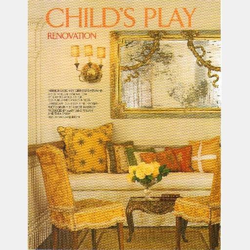 VERANDA magazine article Child's Play Gerrie Bremermann Robert Cangelosi Terri John Havens