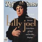 Rolling Stone January 25 1990 570 Billy Joel Cover Magazine Jeff Beck Stevie Ray Vaughn