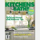 Woman's Day KITCHEN & BATHS 2007 Volume XVII Number 6 Special Interest