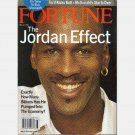 FORTUNE June 22 1998 magazine cover Michael Jordan THE JORDAN EFFECT
