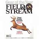 FIELD & STREAM September 2008 Issue magazine Deer Guide Secrets Crappie Championship