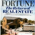 FORTUNE Magazine April 11 2011 The Return of Real Estate Nuclear Power Chris Whittle James Gorman