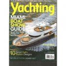 YACHTING February 2011 Magazine Miami Boat show MAESTRO 65 J-Class VICEM 78