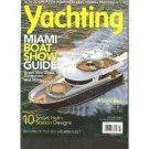 YACHTING February 2011 Magazine Miami Boat show MAESTRO 65 J-Class VICEM 78