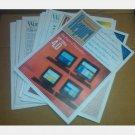 WordPerfect Report 1990 1991 1992 1993 magazine LOT 7 ISSUES