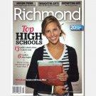 RICHMOND Magazine November 2010 Megan Kelley BRUCE ALLEN Top High Schools