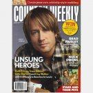 COUNTRY WEEKLY Magazine August 30 2010 Keith Urban Brad Paisley Buck Owens