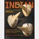 NATIONAL MUSEUM OF AMERICAN INDIAN Winter 2010 magazine CAHOKIA Kennewick Man Lloyd Arneach