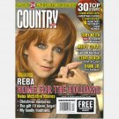 COUNTRY WEEKLY December 29 2008 Darius Rucker Reba McEntire Miley Cyrus Clint Black Hank Jr