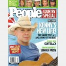 PEOPLE Magazine Country Special June 2008 magazine Kenny Chesney Clint Black Taylor Swift