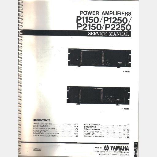 Ashly Fet-500 Service Manual