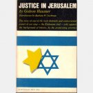 Justice in Jerusalem Gideon Hausner Shocken Books SB175 1968 Eichmann Trial