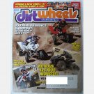 DIRT WHEELS DIRTWHEELS March 2005 Suzuki Z-400 Honda 400EXR Raptor 80