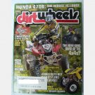DIRT WHEELS DIRTWHEELS December 2004 400EX RECON 500 Kodiak 450 IRS HONDA 470R