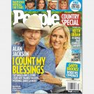 PEOPLE Country Special December 2009 Alan Jackson Denise Keith Urban Garth Brooks Holly Williams