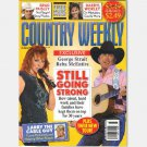 COUNTRY WEEKLY November 23 2009 George Strait Darryl Worley REBA McENTIRE Brad Paisley