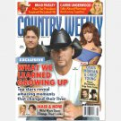 COUNTRY WEEKLY December 14 2009 Blake Shelton Reba McEntire Tim McGraw Radney Foster