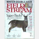 FIELD & STREAM December 2004 January 2005 Super Bucks