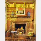 SOUTHERN LIVING November 1983 FIREPLACE Brandywine Valley Tour TABBY Walnut Grove Saluda NC
