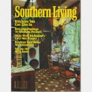 SOUTHERN LIVING January 1983 Bay Windows Richmond Jackie Dick Conn Betty Leonard