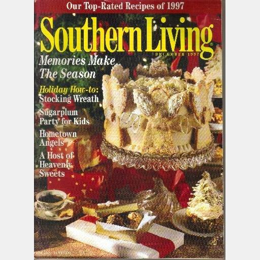 SOUTHERN LIVING December 1997 Decatur AL Jan Faucett