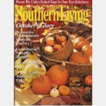 SOUTHERN LIVING October 1998 Pecan Pie Cake Tennessee Cabin Caney Fork River