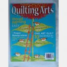 Quilting Arts February March 2009 Issue 37 PROJECT RUNWAY Jay McCarroll