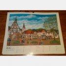 MILLENIUM Calendar TAUNUS 2000 Allmuth GUTBERLET OBERURSEL BAD HOMBURG KRONBERG