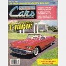 NOSTLAGIC CARS October 1987 1956 Packard Chrysler 300 Indy Nationals Sandy Brandt 1960 T Bird