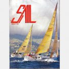 SAIL February 1995 The Full Flavor Doyle McKim HIRTA Tom Cunliffe oneAUSTRALIA