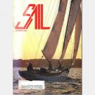 SAIL November 1996 Cruising BAHA Tahiti Kenwood Cup Elliott 770 Prout 45 Martin 16