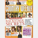 COUNTRY WEEKLY November 2 2009 Randy Houser Joe Nichols Keith Urban Kellie Pickler Most Beautiful