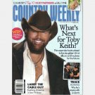 COUNTRY WEEKLY February 25 2011 TOBY KEITH Trace Adkins Larry Cable Guy Top Duet Partners Gretchen