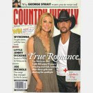 COUNTRY WEEKLY February 14 2011 TIM MCGRAW FAITH HILL Joe Nichols Little Jimmy Dickens