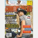 COUNTRY WEEKLY October 26 2009 Tim McGraw Jack Ingram Sara Evans Taylor Swift Justin Moore
