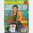 COUNTRY WEEKLY August 17 2009 Blake & Miranda GARY ALLEN Trace Adkins Sara Evans Jeff Cook