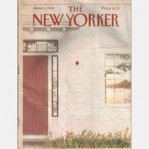 THE NEW YORKER June 6 1988 Holly Brubach Andrew Porter Boys Who Do the Bop Rick Rofihe