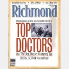 RICHMOND Magazine April 1998 Jeff Wicker TOP DOCTORS Judy Chin John Andrako Joe Martha Slay