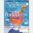 NEW YORK Magazine May 21 2001 Colin Cowie Serena Bass Al Sharpton on Sudan